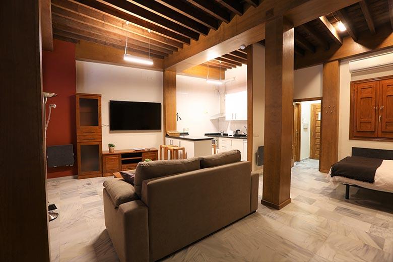 estudio-plaza-nueva-apartamento-turistico-alquiler-granada